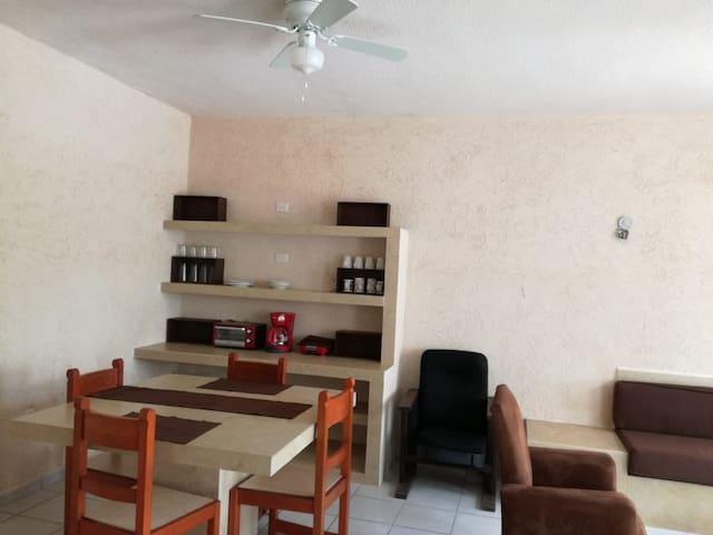 Hermosa y tranquila casa en Villas Morelos
