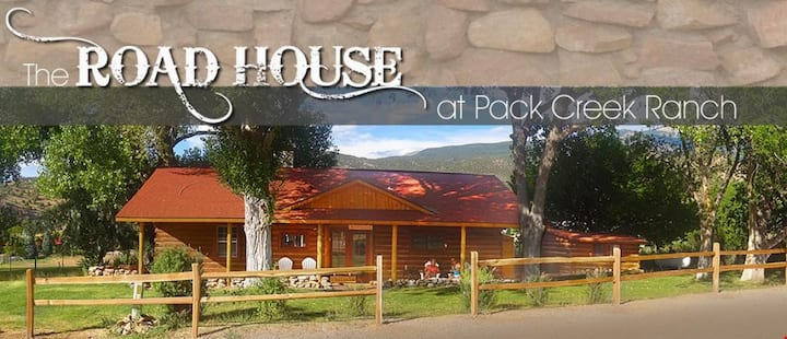 Pack Creek ~ Road House ~ Stunning, Updated Cabin With Mountain Views  - Pack Creek ~ Road House