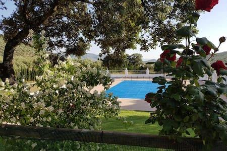 Un paraíso para disfrutar - Castillo de Locubín - Alpehytte