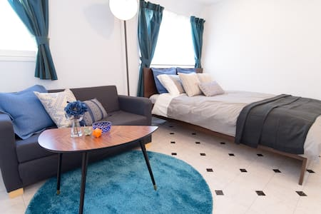Shopping heaven, 3 bed rooms for 10 - Apartment