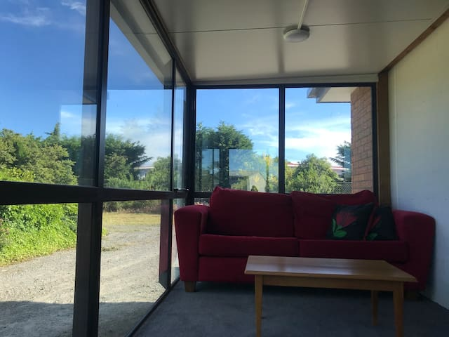 Rural retreat house experience Nz Christchurch