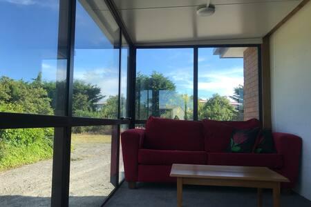 Rural retreat house experience Nz Christchurch