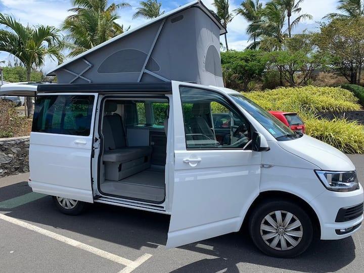 Van à la Réunion