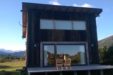 Cabaña Loft Quilquihue - Lago Lolog - San Martín de los Andes - House