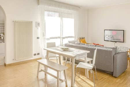 Wide and Clean Family apartment