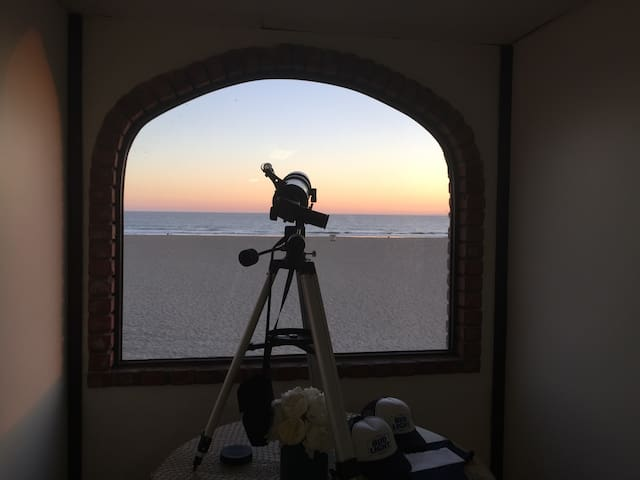 Apartment on the sand, Separate private space No.6 - Newport Beach - Wohnung