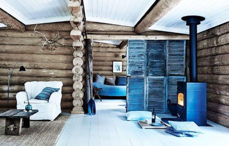 Sommerhus på Skansehagen i Rørvig