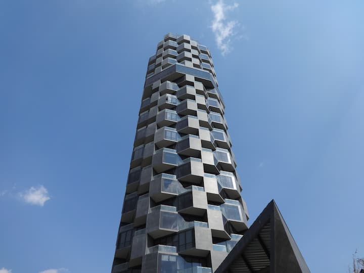 Departamento tipo Loft piso 18 Torre Adamant I