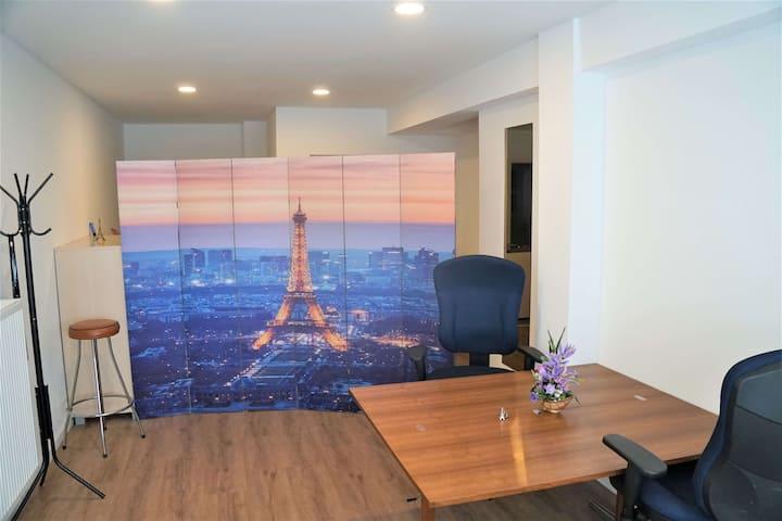 3D French Apartment near Frankfurt