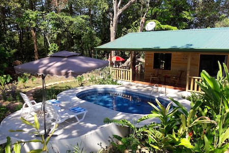 Ocean Melody 2: Private, Pool, close to Beaches! - Uvita - Haus