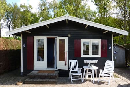 Chalet te huur in West-Friesland - Wijckel - Cabin