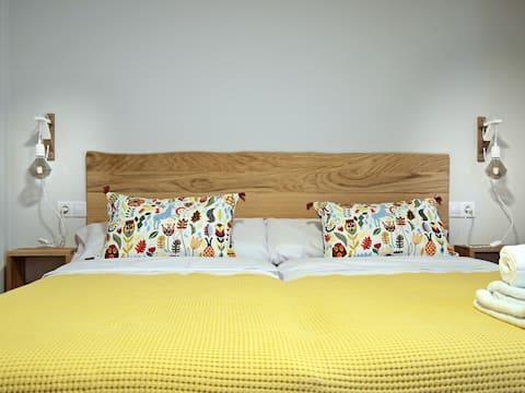 Dormitorio 2 camas de 90