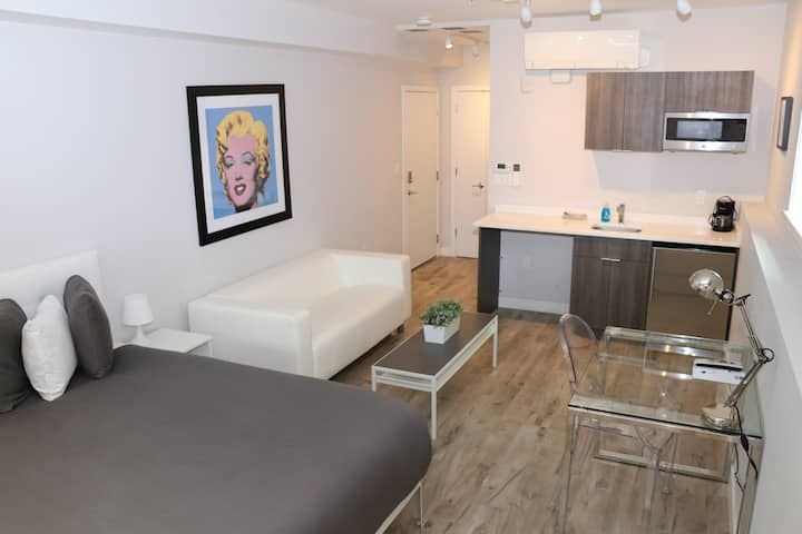 A Stylish Stay w/ a Queen Bed, Heated Floors.. #1