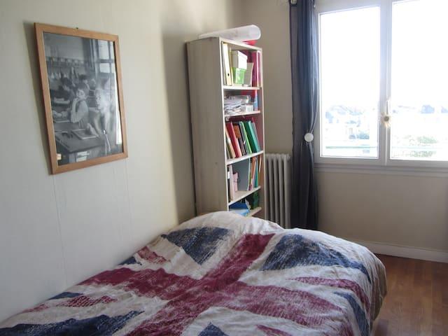 Appartement spacieux avec vue panoramique - Angers - Lägenhet