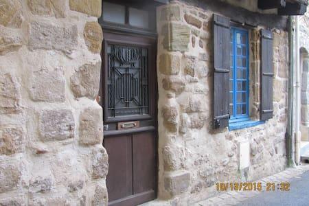 petit appartement maison medievale - Aubin - Apartamento