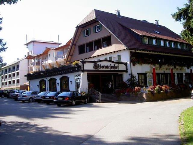 Hotel-Appartment Oberwiesenhof