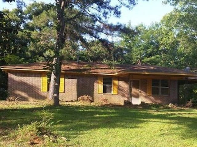 Sun Valley Vacation Home in Tuskegee Alabama - Tuskegee