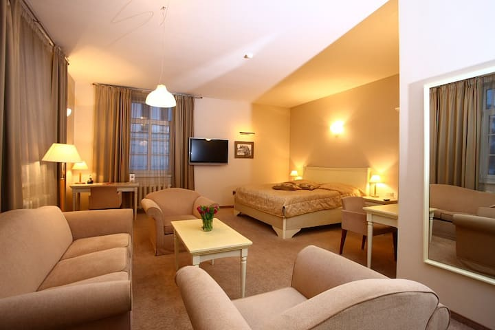 Old Town Mabre Apartment