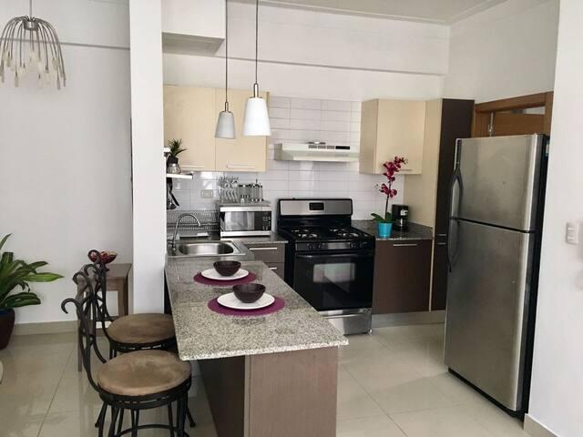 Apartamento acogedor en Serrallles
