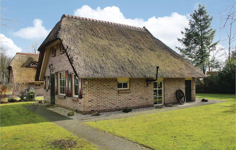 Holiday cottage with 2 bedrooms on 80 m² in IJhorst
