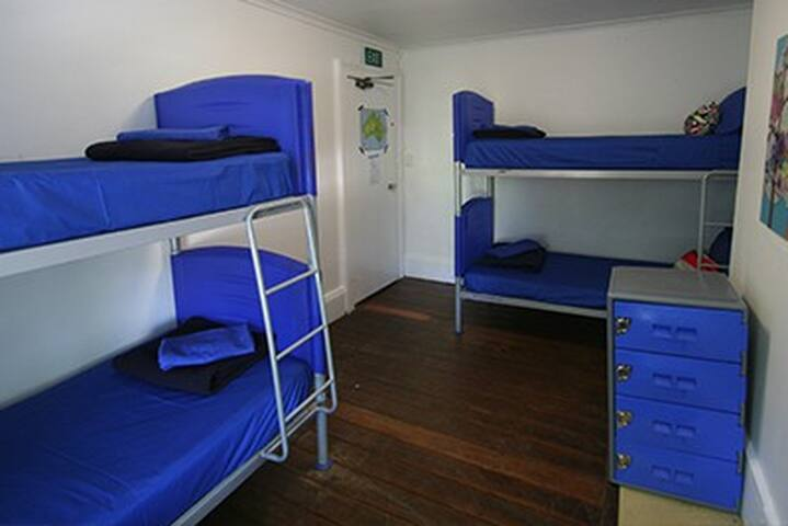 Private 4 Bed Dorm in Quality Hostel - Potts Point