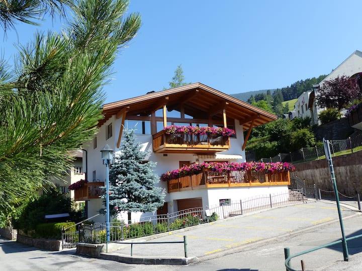 Apartments Dolomie - Val Gardena - Dolomites