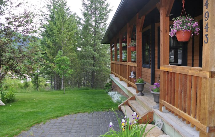 Escape in the Fairmont Mountains - Fairmont Hot Springs - House