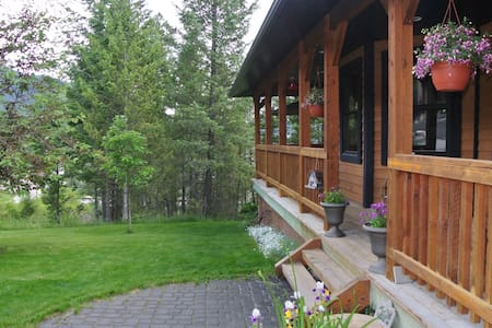 Escape in the Fairmont Mountains - Fairmont Hot Springs - Ev