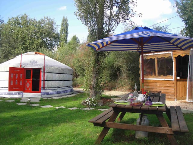 Dream in Yurt
