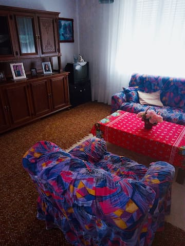 Igor's residence