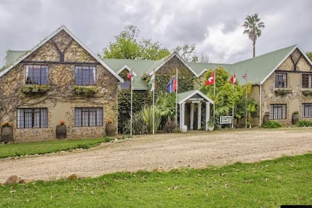 Portland Manor - Rheenendal