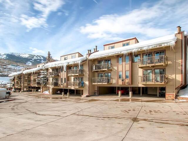 Snowmass Mountain E2  - Gorgeous 2 Bedroom Condo - Snowmass Village - Pis