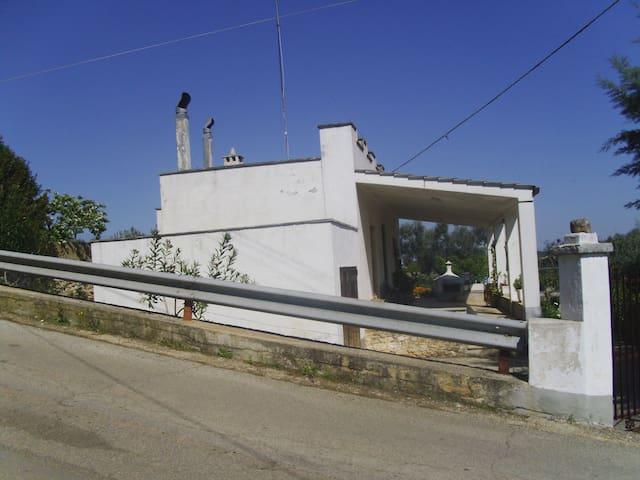 villa ceglie messapica vicina al centro - Ceglie Messapica - Talo