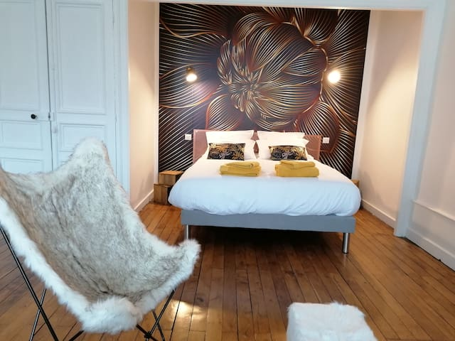 Magnifique chambre d'hôte indépendante avec sauna