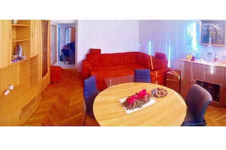 Bright Sunny 19m² Room with Balcony - 維也納 - 公寓