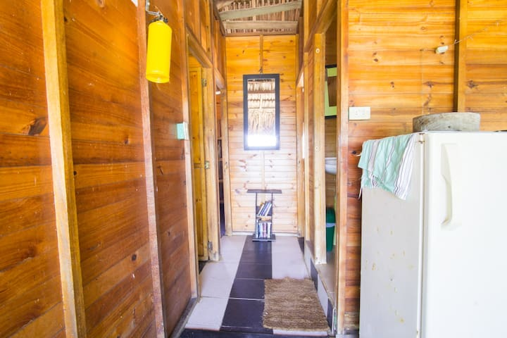Sambacaramba Habitación Doble en Cabaña Frente Mar