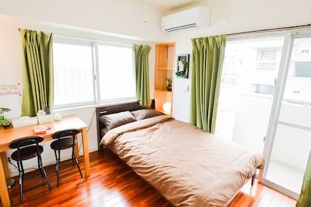 New! Clean Room! 5mins to Miebashi/Tomarin! 5B
