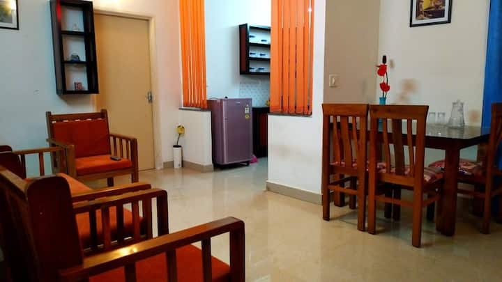 Coastal gateway homestay (Independent 2BHK house)