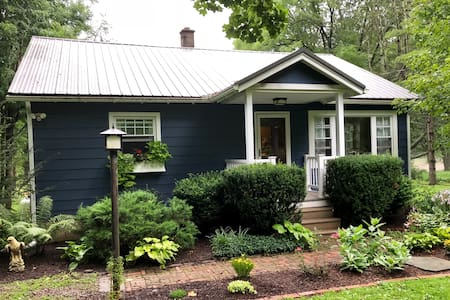 Blue Belle - The Little Blue Cottage