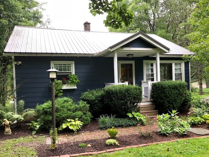 Blue Belle - The Little Blue Cottage