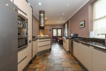 Victorian charm meets modern style in Pontcanna - Cardiff - Huis
