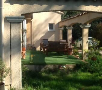 Villa avec piscine - Montarnaud - 独立屋