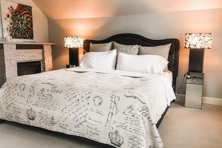 Bayfield Boutique Bed and Breakfast - Secret Garden Suite