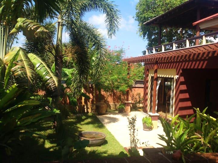 Charming Balinese house for rent on Ko Lanta