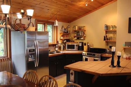 Stunning 4-Season Cottage - Harcourt - Zomerhuis/Cottage