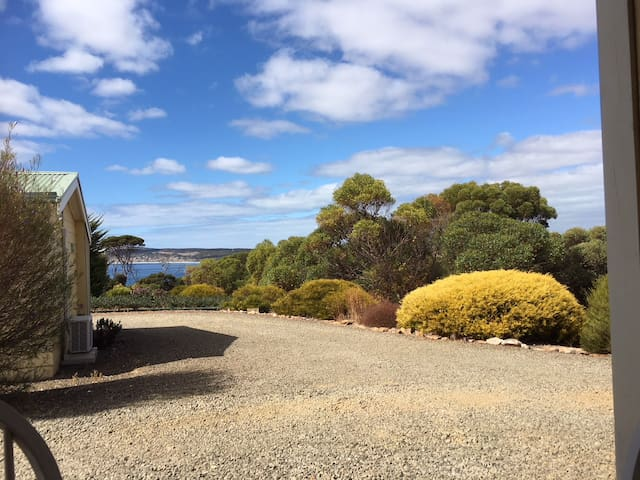 COTTAGE 4 - Peace amongst the trees with sea views
