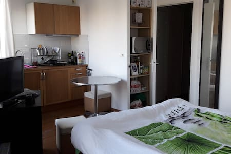 Lovely studio 15-20min. from the heart of Paris! - Vincennes - Wohnung