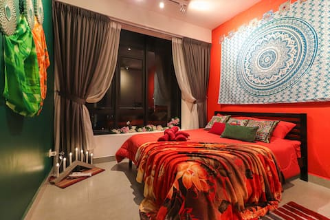 🔆BOHEMIAN KANVAS 🔆 Dream House WIFI | NETFLIX