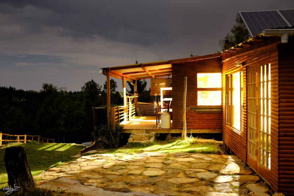 Wild Fox Hill Eco Cabin Cabins For Rent In Hogsback