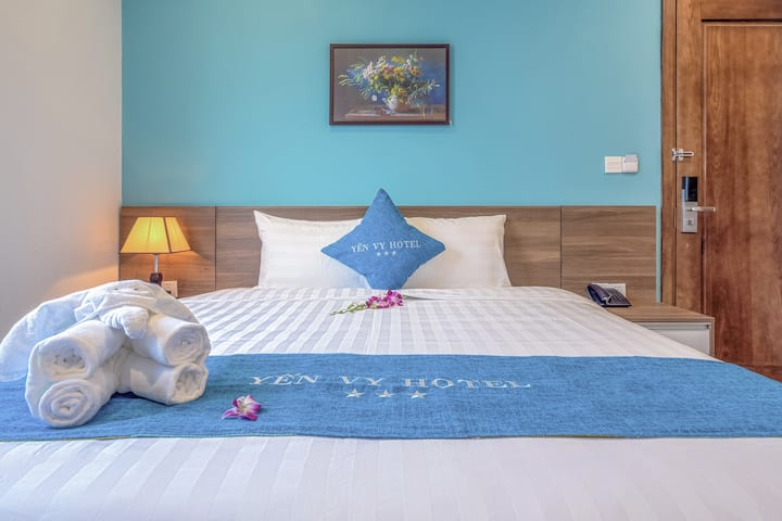 Yen Vy Hotel & Apartment - DELUXE DOUBLE